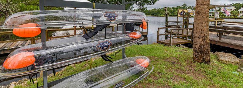 Clear Bottom Kayaks