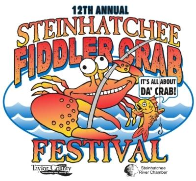 Fiddler Crab Festival Logo