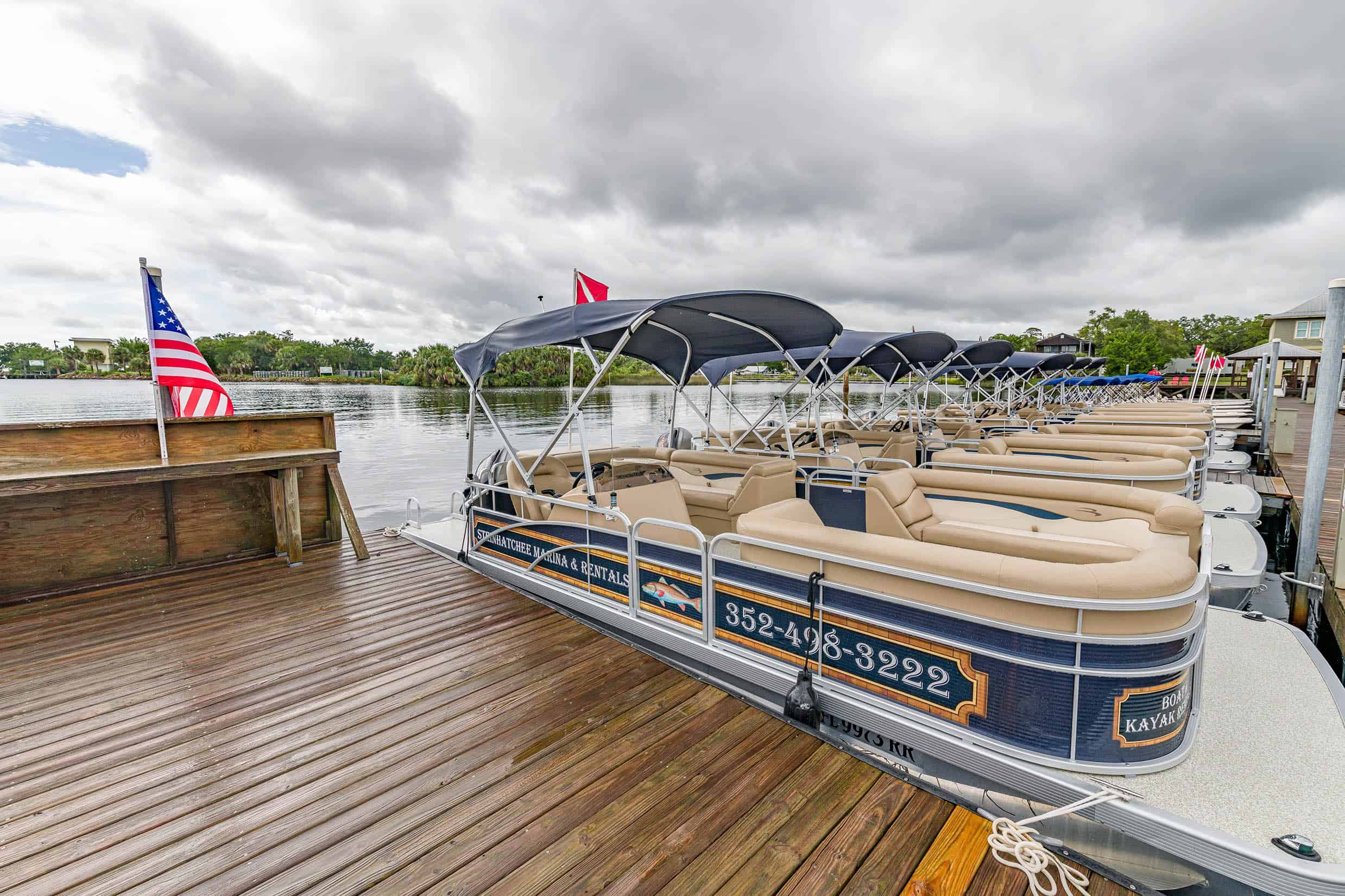 Steinhatchee River Club Boat Rental