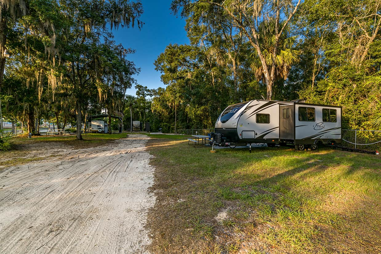 Steinhatchee RV & Camper Parking